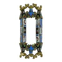 Victorian Egyptian Revival Ornament Pendant