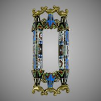 Victorian Egyptian Revival Ornament Pendant