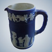 Lovely Small Early Wedgwood Pitcher 1900