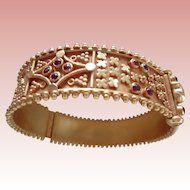 22K Gold & Ruby Bracelet OFFERS