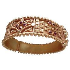 22K Gold & Ruby Bracelet OFFERS