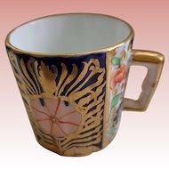 Tiny English Imari Cup 1800