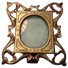 Craftsman Arts & Crafts Mini Copper Frame