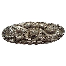 Classic Kirk & Sons Sterling Brooch/Pin 1920-1930
