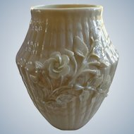 Splendid Belleek Vase with Third Mark (Black) 1926-1946