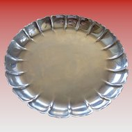 English Sterling Dish 1944 98 grams silver