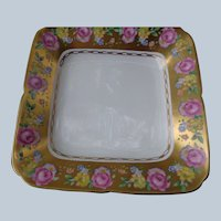Royal Chelsea Porcelain Appetizer Plate