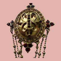 Vintage Designer Pin/Brooch by Monet