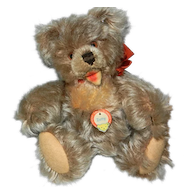 """Very Nice 6.5"""" Steiff Zotty with RS Button & Chest Tag"""