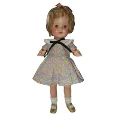 """1930's 17"""" Arranbee Composition Nancy Doll - Red Tag Sale Item"""