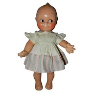 "12"" Composition Rose O'Neill Kewpie Doll"