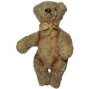 "Vintage 6"" Steiff Original Teddy with Original Bow"