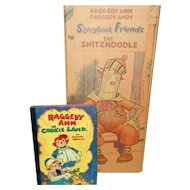 """Dakin """"Snitznoodle"""" from Raggedy Ann and Andy Storybook Friends Series"""