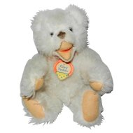 "Steiff 8"" Cosy Teddy White Zotty Teddy Bear"