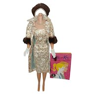 "1959-1964 Mattel Barbie #961 ""Evening Splendour"" Outfit"