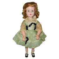 "1955 18"" American Character Sweet Sue Walker Doll"