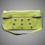 VIntage Lagerfeld Mod Leather Bag