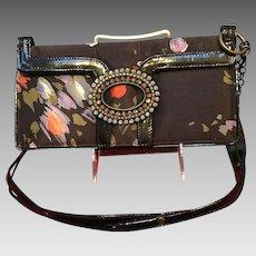 Vintage D&G Baguette Bag with Jewels