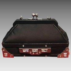 "Vintage Leiber ""MOD Industrial Style 007"" Handbag"