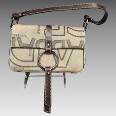 VIntage Dolce and Gabbana Mini Logo Handbag  ***NWT***