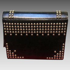 "Vintage Paloma Picasso Studded ""Book Bag"""