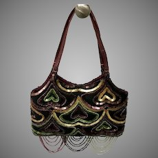 "VIntage Jamin Puech ""Disco"" Bag with Sequins ***NWT***"