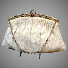 Vintage Beaded Purse by Josef
