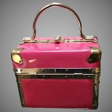 Vintage Delill  Box Handbag