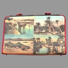 Vintage Jamin Puech 'Travel' Bag
