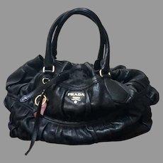 Vintage PRADA Huge Saffiano Leather Bag
