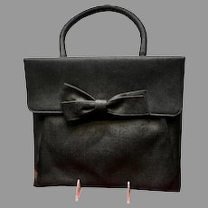Vintage Koret Coated Handbag