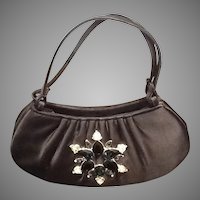 VIntage Leiber Pouchette (Small Purse) with Jewels MINT