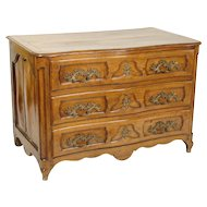 Louis XV provincial chest of drawers