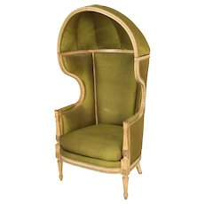 Louis XVI style porters chair
