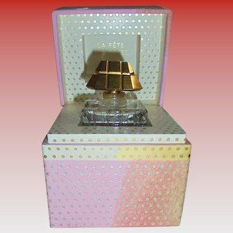 """La Fete des Roses"" Ultra Scarce Caron Perfume in Original Box and Bottle by Félicie Vanpouille"