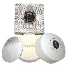 Rare SEALED Vintage Guerlain Shalimar Perfume Body DUSTING Powder 8 oz - IN Box - Rare Find!