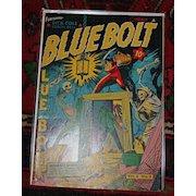 Golden Age Comic Book 1942 Blue Bolt Vol 3 No 5