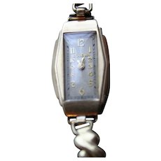 Art Deco Bulova Ladies Watch
