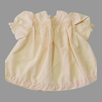 Baby Doll or Newborn Hand Made Dress