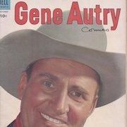 Gene Autry, Dell Comic November, 1953, Vol. l, No. 81