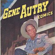Gene Autry, Dell Comic November 1948, Vol. 1, No. 21,