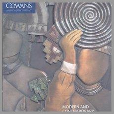 Cowan's Modern & Contemporary Native American Art Catalog