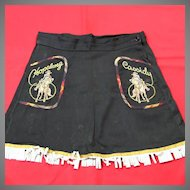 Hopalong Cassidy Skirt