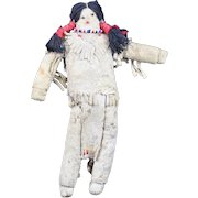 Native American Indian Male Plains Doll