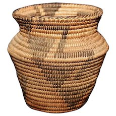 Antique Native American Indian Pima Basket