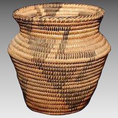 Antique Native American Indian Pima Basket