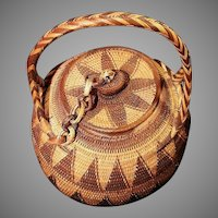 Papau New Guinea Buka Basket