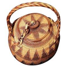 Papau New Guinea Buka Basket