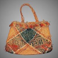 PNG Market or Beach Bag Basket