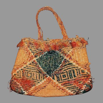 PNG Market or Beach Bag Basket